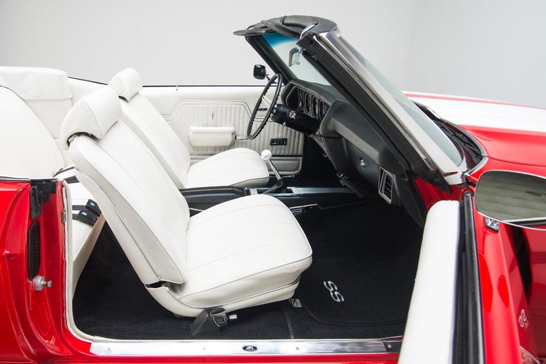 1970 fuelie interior