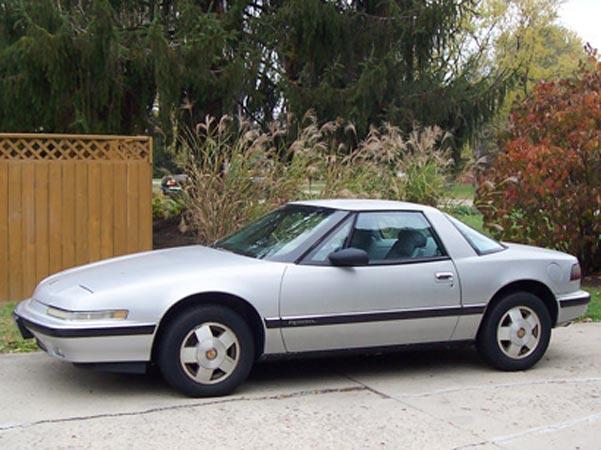 Weird 80s Cars - Buick Reatta