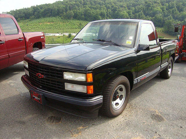 Performance Trucks - 1990 454SS Truck