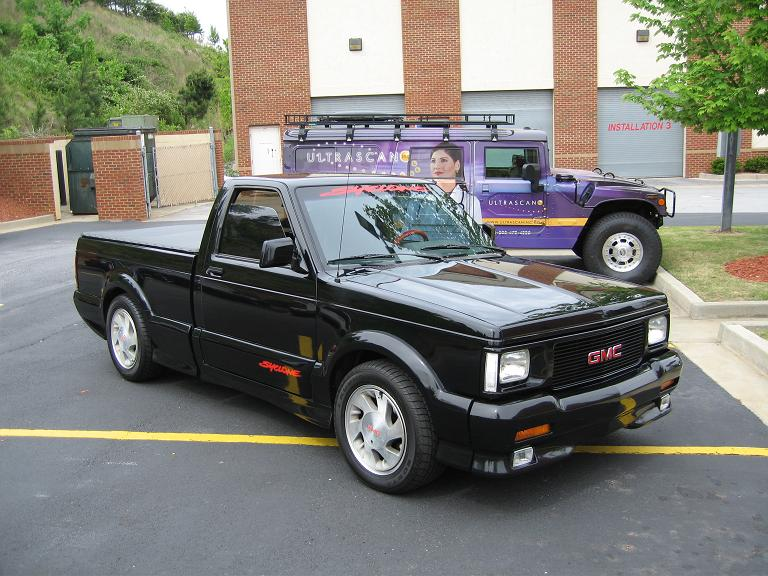 Performance Trucks - 1991GMC Syclone