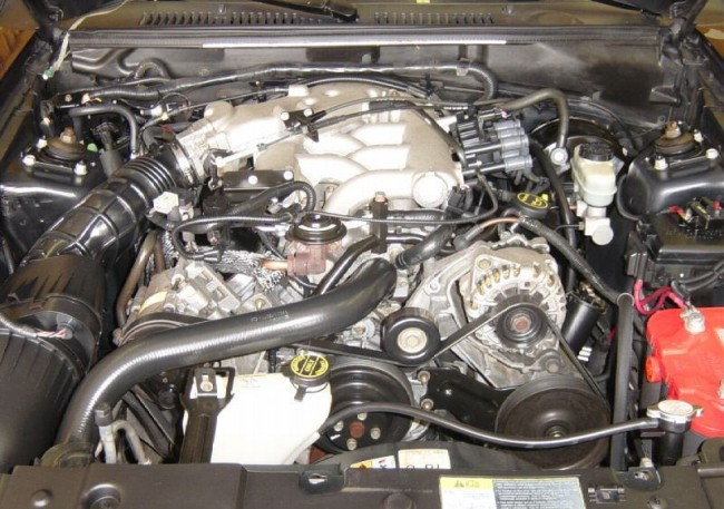 Mustang 6 Cylinder Engines 1