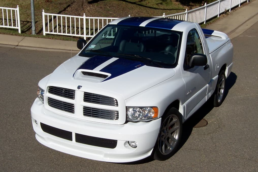 Performance Trucks - 05 Dodge Ram SRT-10