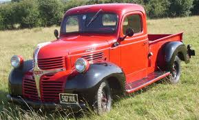 Ugly Trucks - Dodge Pickup 1