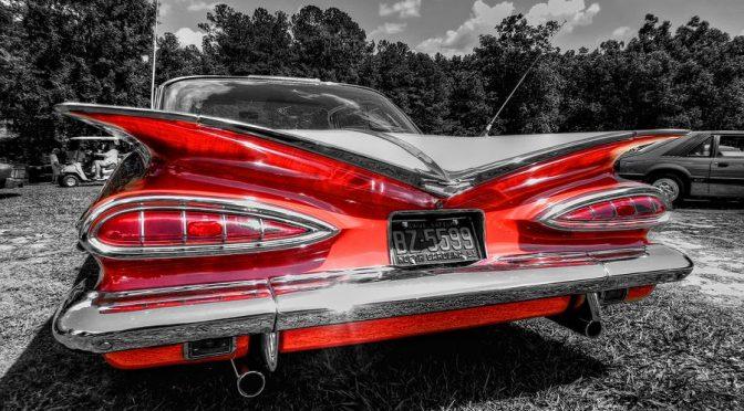 59 impala fins