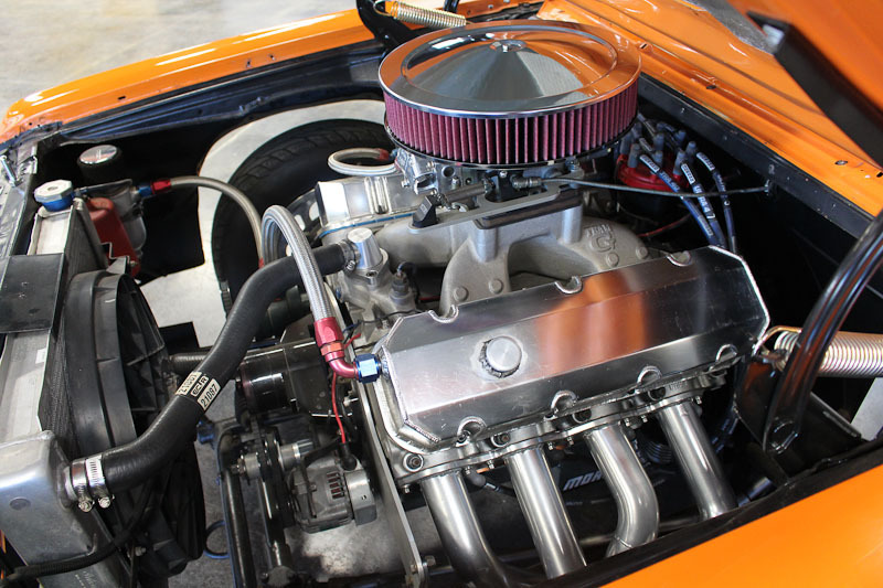 65 monster 545 engine