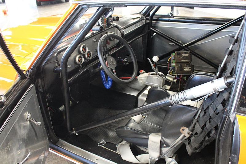 65 monster interior