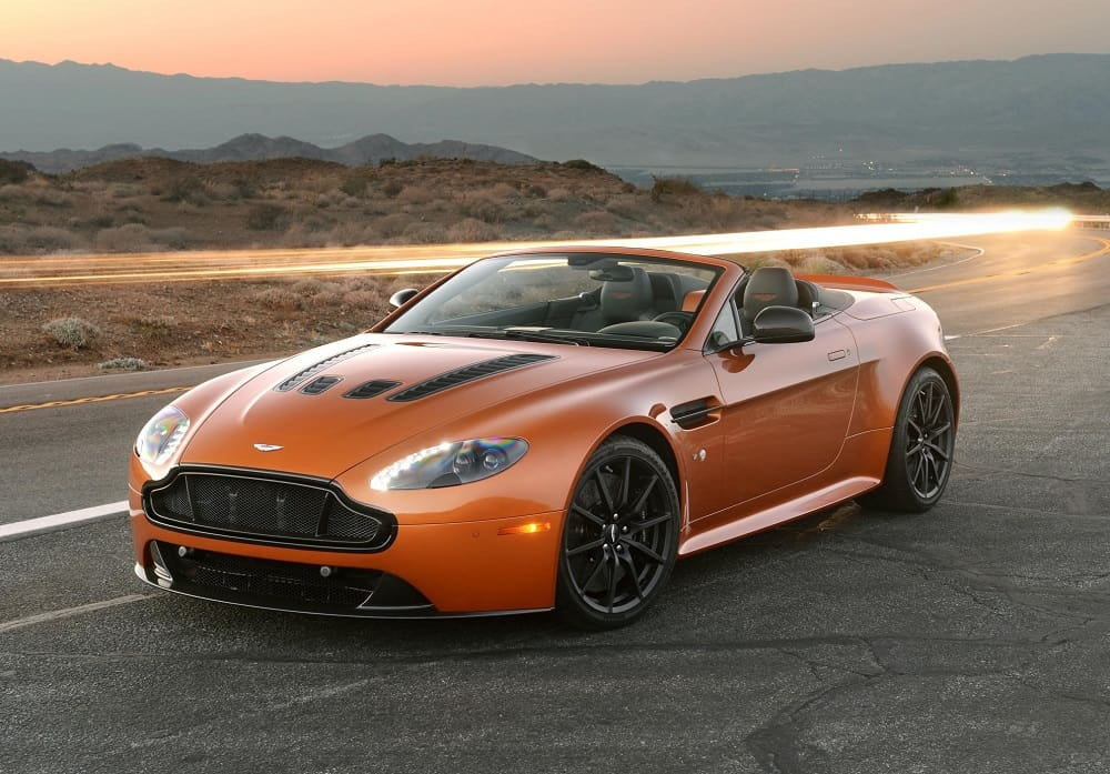 Top 10 Car Companies That We Expect Will Fail - Aston Martin