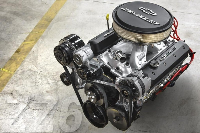 Chevrolet Small Block Engine