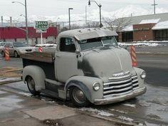 Ugly Trucks - Chevy COE