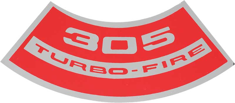 Chevrolet 305 Logo