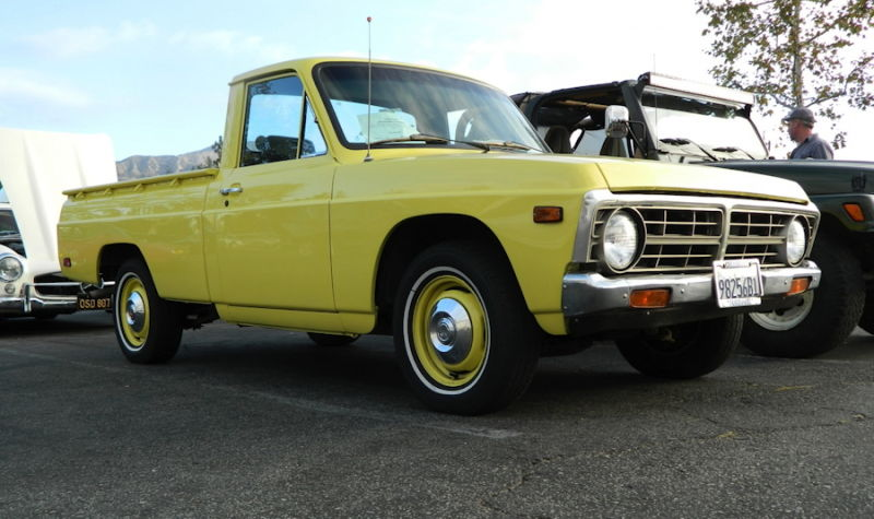 Ugly Trucks - 1973 Ford Courier
