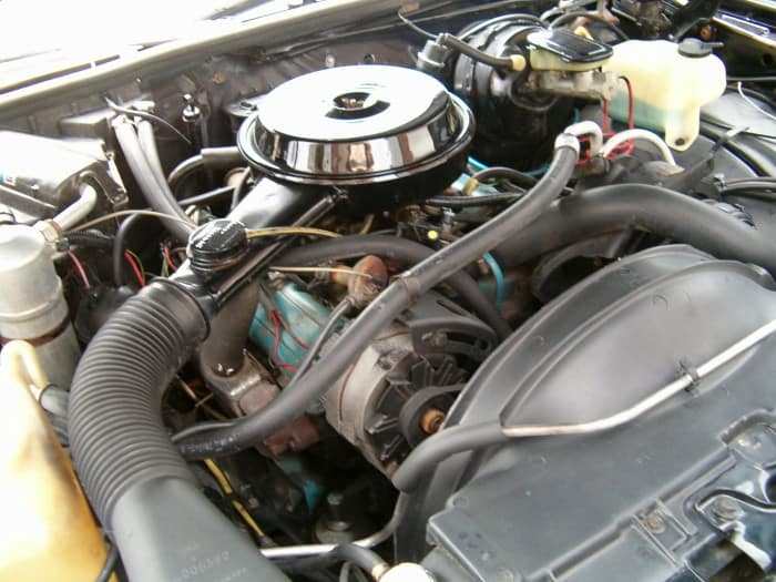 Chevrolet 267 Engine