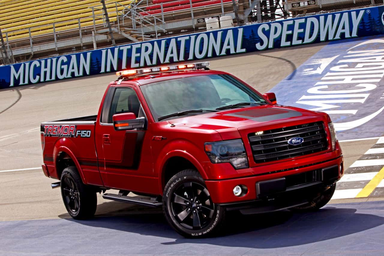 Performance Trucks - Ford F-150 Tremor