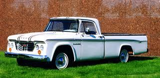 Ugly Trucks - 1963 Dodge Custom Sport Special