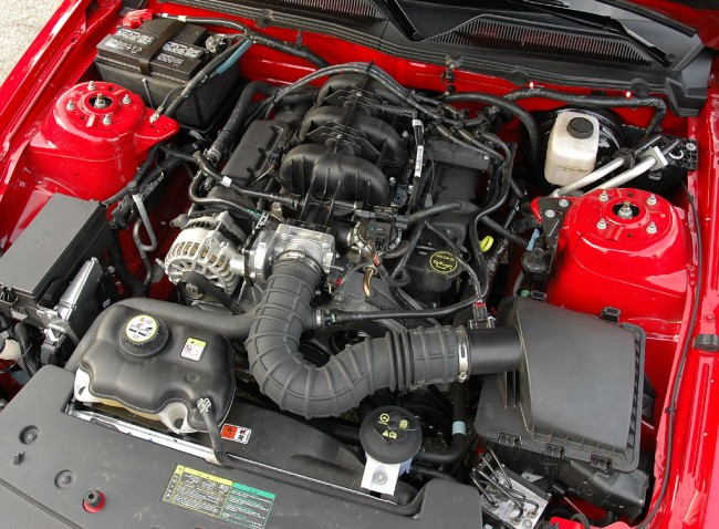 Mustang 6 Cylinder Engines 5