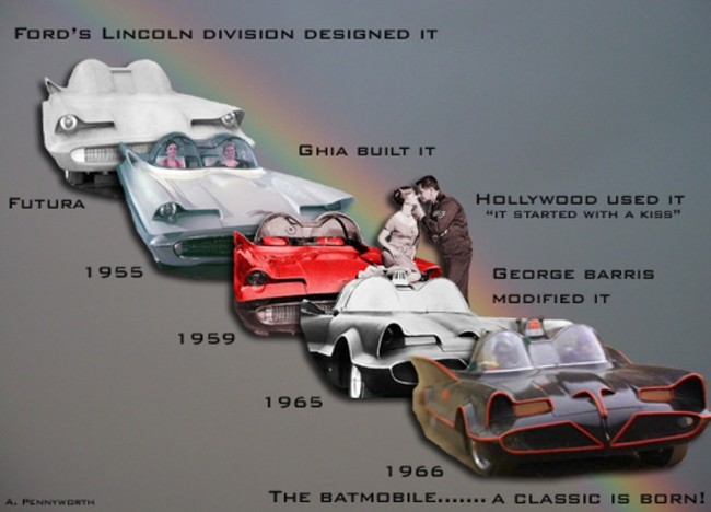 9 Modern New Car Features Predicted By Old School Concept Cars