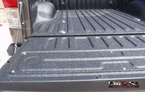 Truck Modifications - Truck Bed Liner