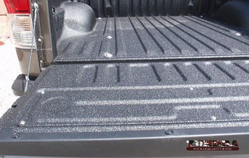 Truck Mods - Truck Bed Liner