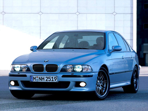 Fastest Cars Of The 90s From Europe - bmw-m5