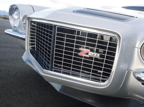Chevrolet Z28 Grill