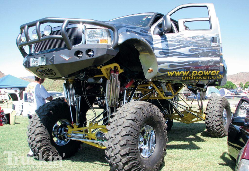 Truck Mods - Lifted Truck