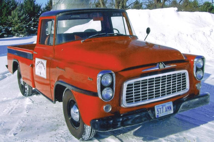 Ugly Trucks - 1958 International