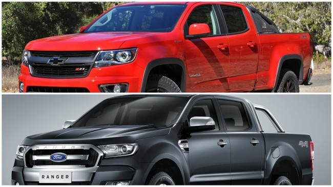 New Cars Under 15K >> Will the New Ford Ranger Crush the Chevy Colorado?