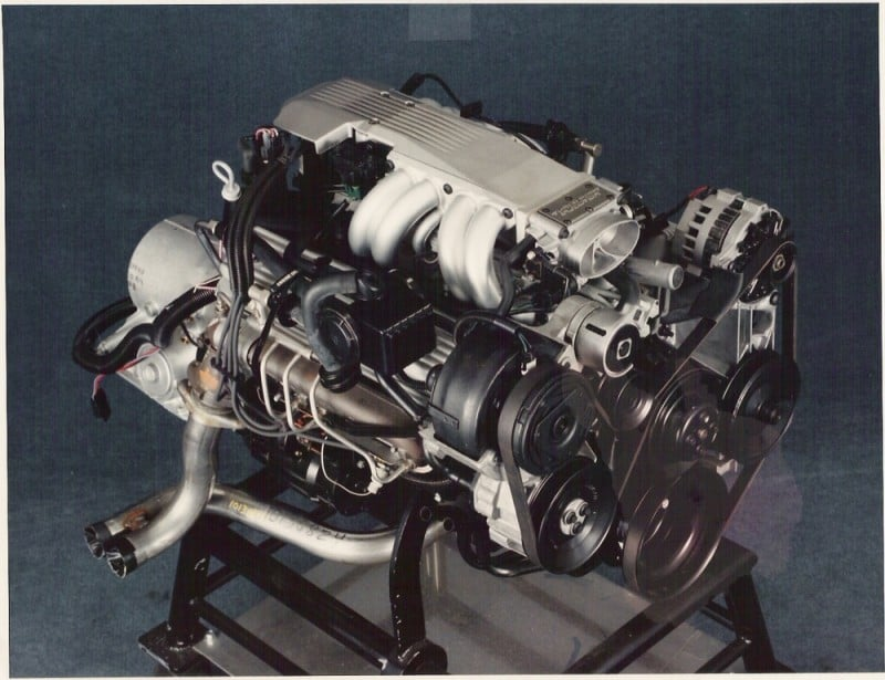Chevrolet L98 Engine