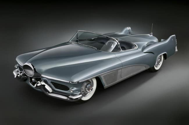 1951 Buick LeSabre With Heated Seats