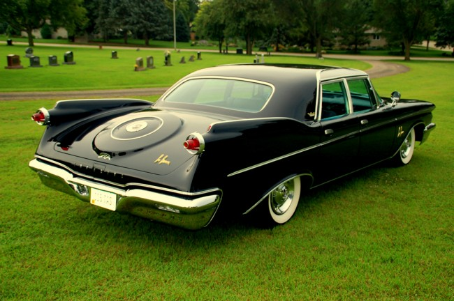 Odd Cars From The 60s! Chrysler Imperial