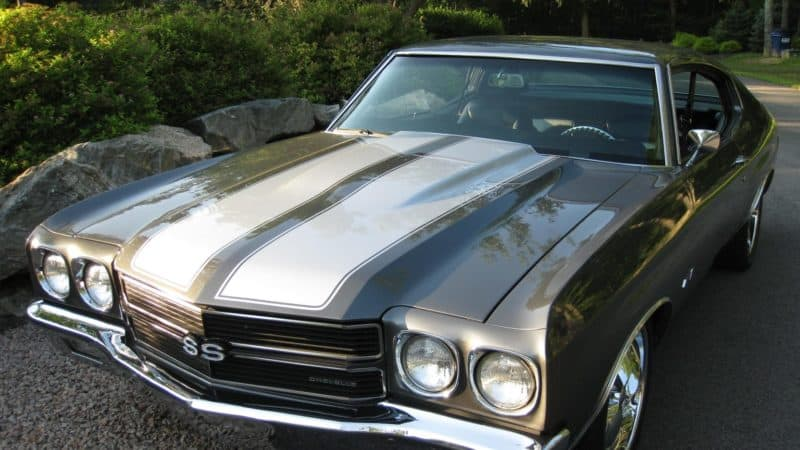 1970 Chevrolet Chevelle SS Resto