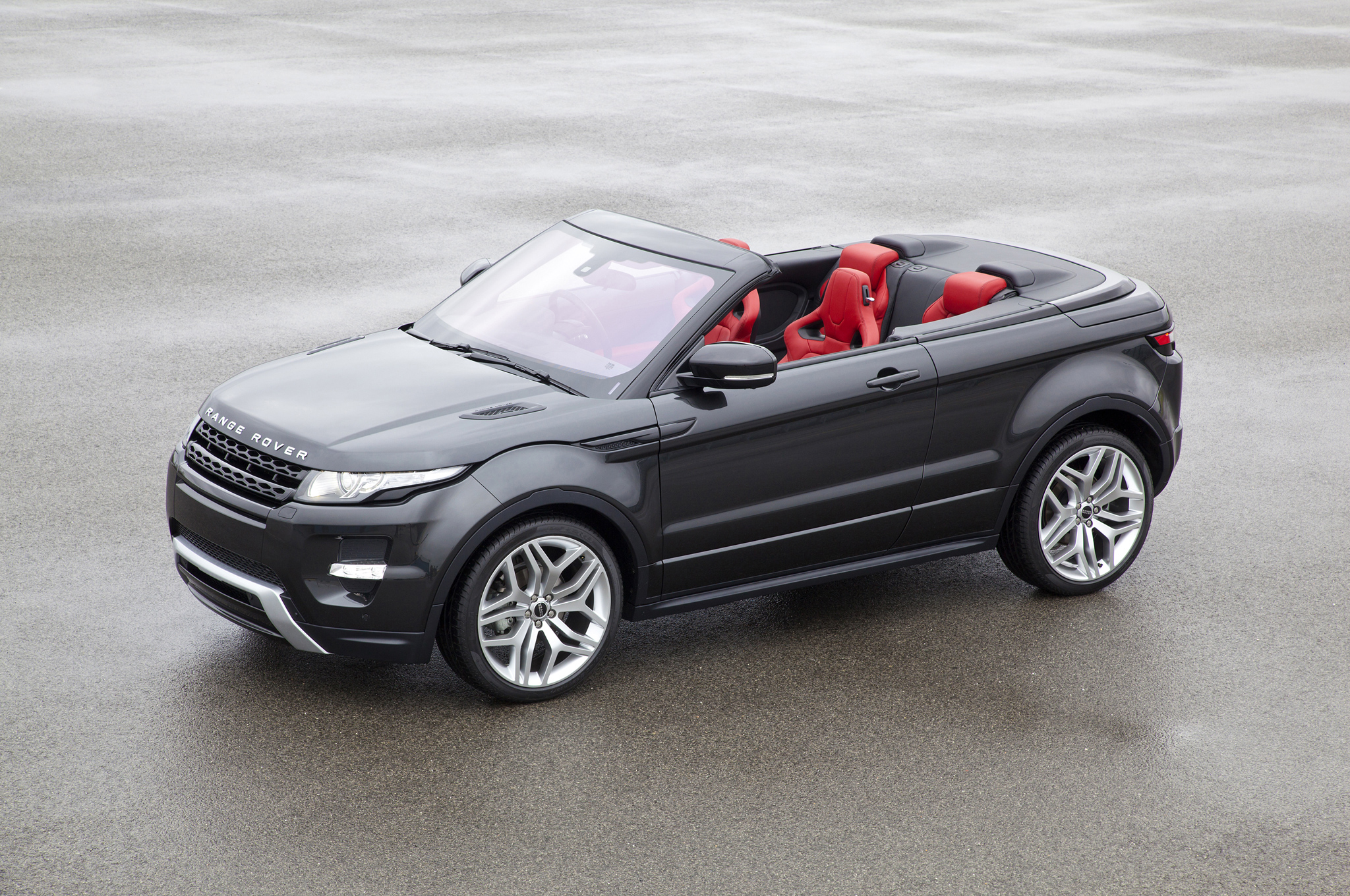 range rover evoque convertible announced. Black Bedroom Furniture Sets. Home Design Ideas