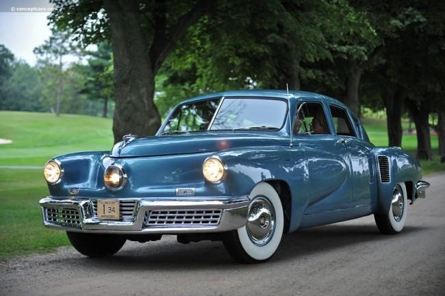 Unusual 50s Cars - Tucker 48