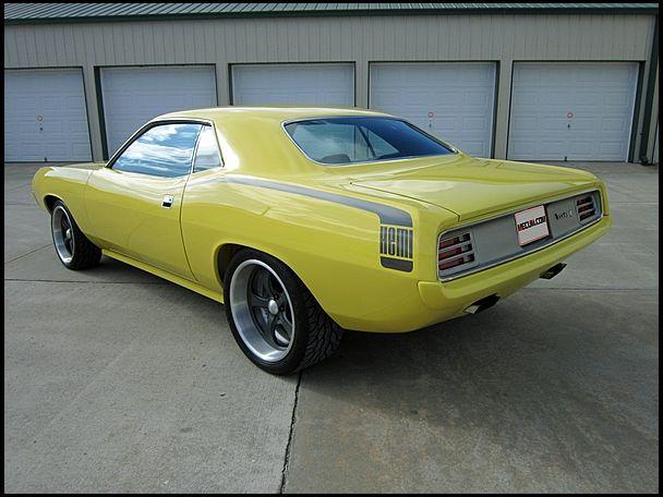 1970 Plymouth 'Cuda Hardtop