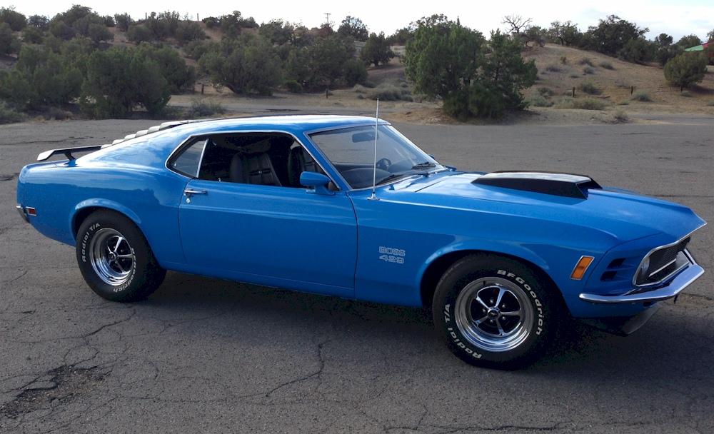 Muscle Car Throwdown 1970 Amc Javelin Vs Ford Mustang