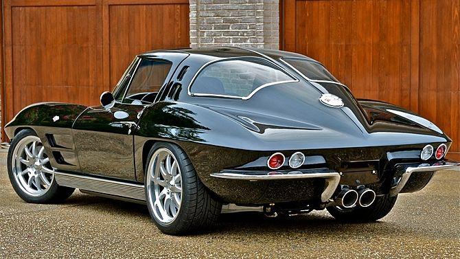 1970 Corvette Stingray For Sale >> 7 Epic Corvette Restomod Examples!