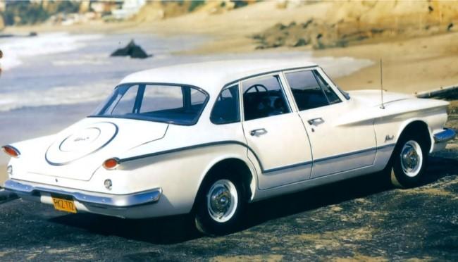 Odd Cars From The 60s! Valiant