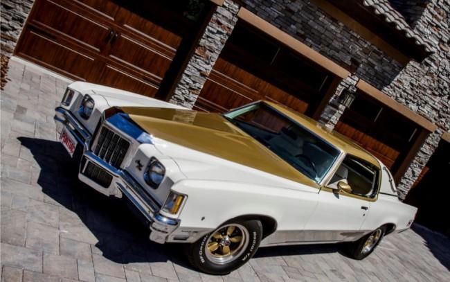 Odd Cars From The 60s! Pontiac Grand Prix