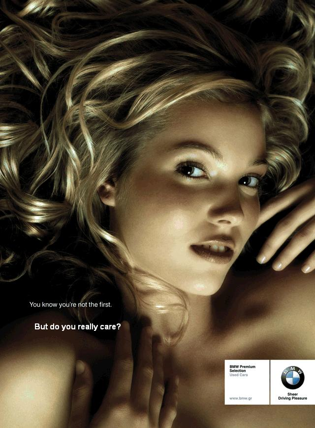 BMW Preowned Advert