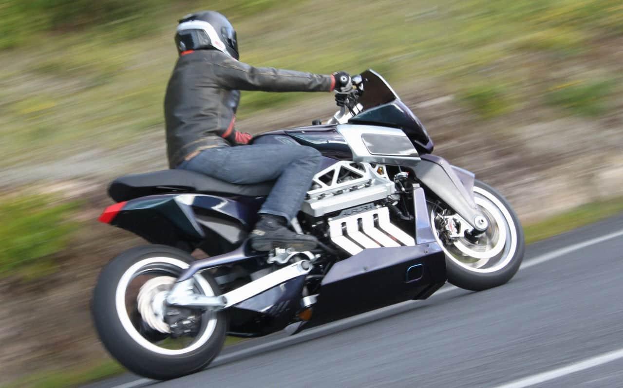 Aurora V8 Hellfire Motorcycle 5