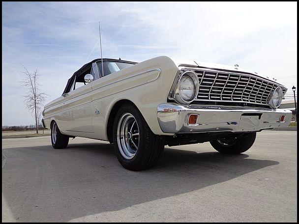 Seven Fantastic 1960 - 1965 Ford Falcon Resto Mods