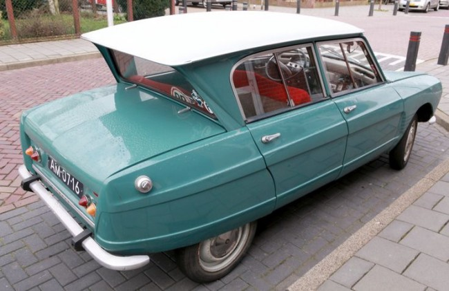 Odd Cars From The 60s! 1