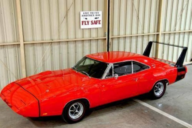 Odd Cars From The 60s! Dodge Charger Daytona