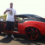 NBA Stars And Their Muscle Cars