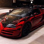 "Up Close Look at Rare Bugatti ""Hellbug"""