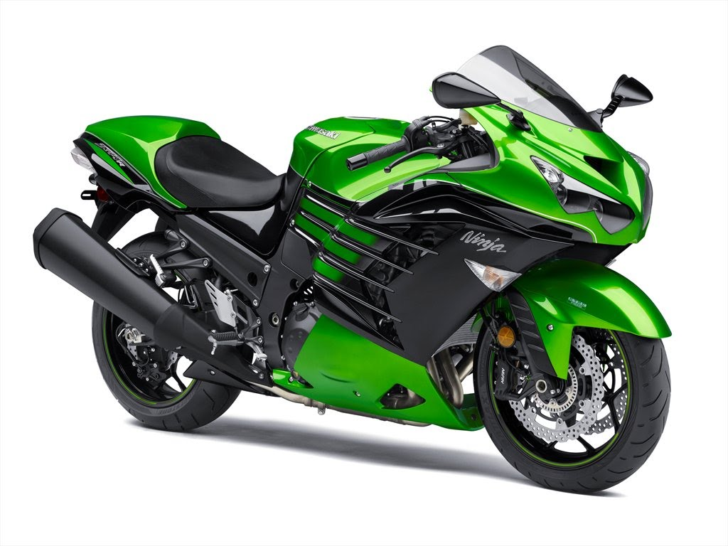 "The 2016 ZX-14R ""Loses"" 10hp For 2016"