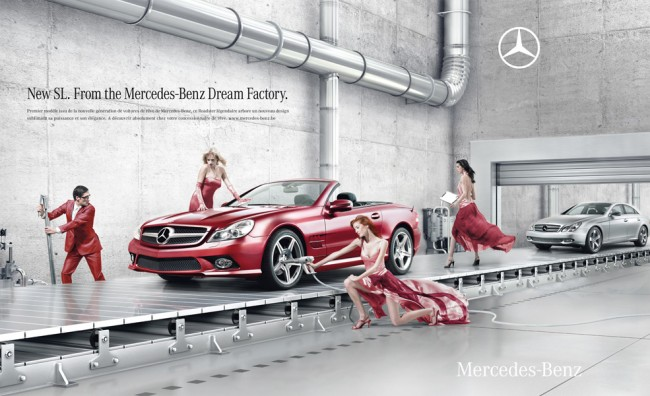Luxury Car Ads