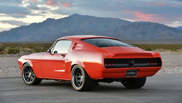 Seven Very Cool '67 - '68 Mustang Resto Mods