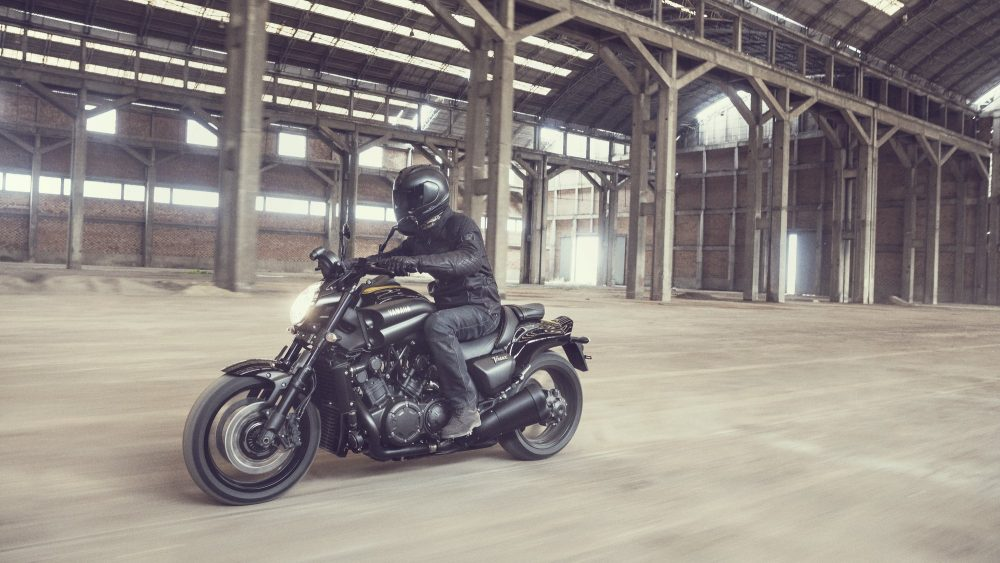 Yamaha VMAX 60th Anniversary Edition 5