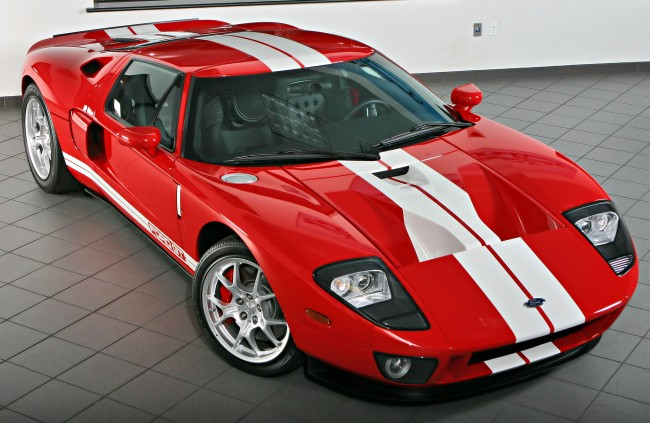 2005 Ford GT 40 255